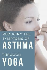 reducing symptoms of asthma through yoga breathing exercises