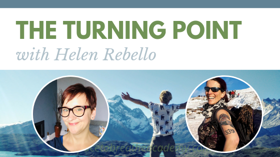 Celebrating life's Turning Points with Helen Rebello