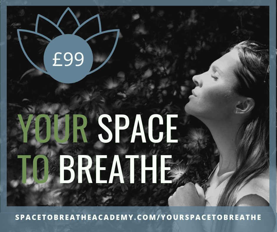 space to breathe offer