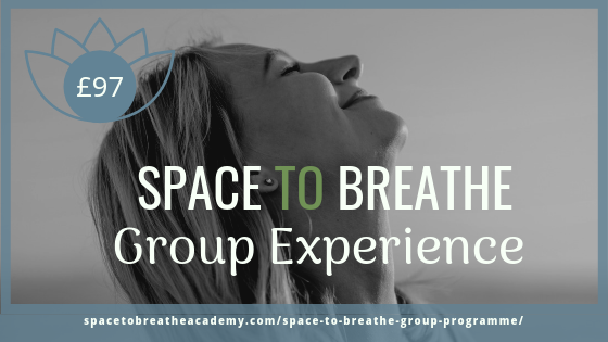space to breath group programme beat signs of stress with breath