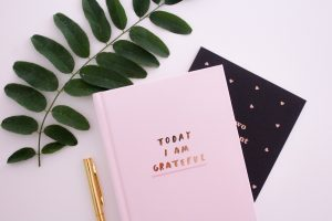 grateful gratitude journal Photo by Gabrielle Henderson on Unsplash